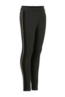 Palomino gemêleerde legging grijs