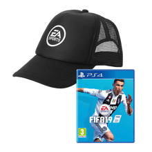 FIFA 19 + EA Sports cap (PlayStation 4)