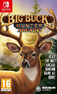 Big buck hunter  (Nintendo Switch)