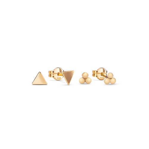Isabel Bernard oorbellen IB010194 goud kopen