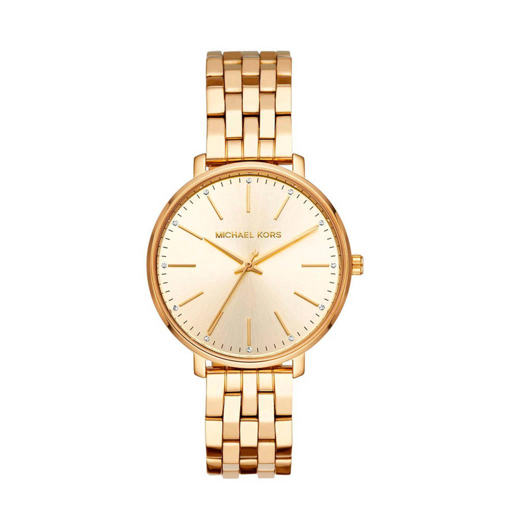 Michael Kors horloge - MK3898, Goudkleurig