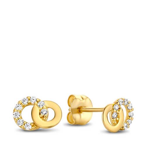 Isabel Bernard gouden oorstekers kopen
