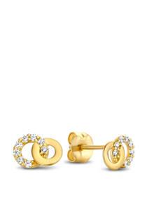Isabel Bernard gouden oorstekers
