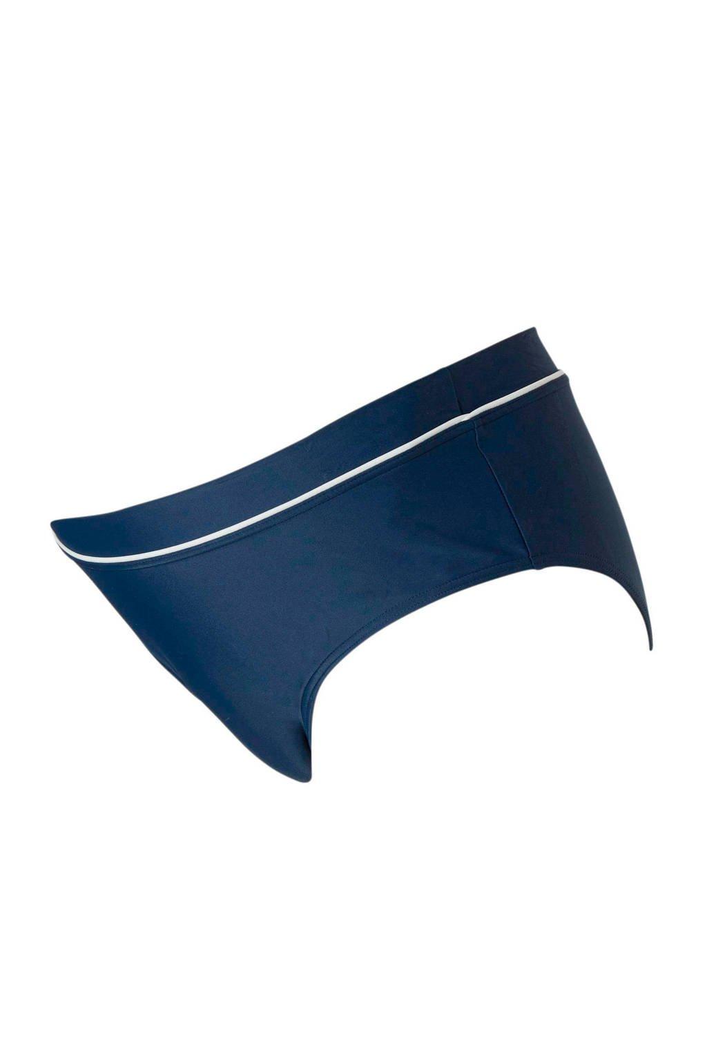 Noppies positie omslag bikinibroekje blauw, Donkerblauw
