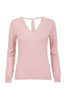 Steps trui met wol roze (dames)