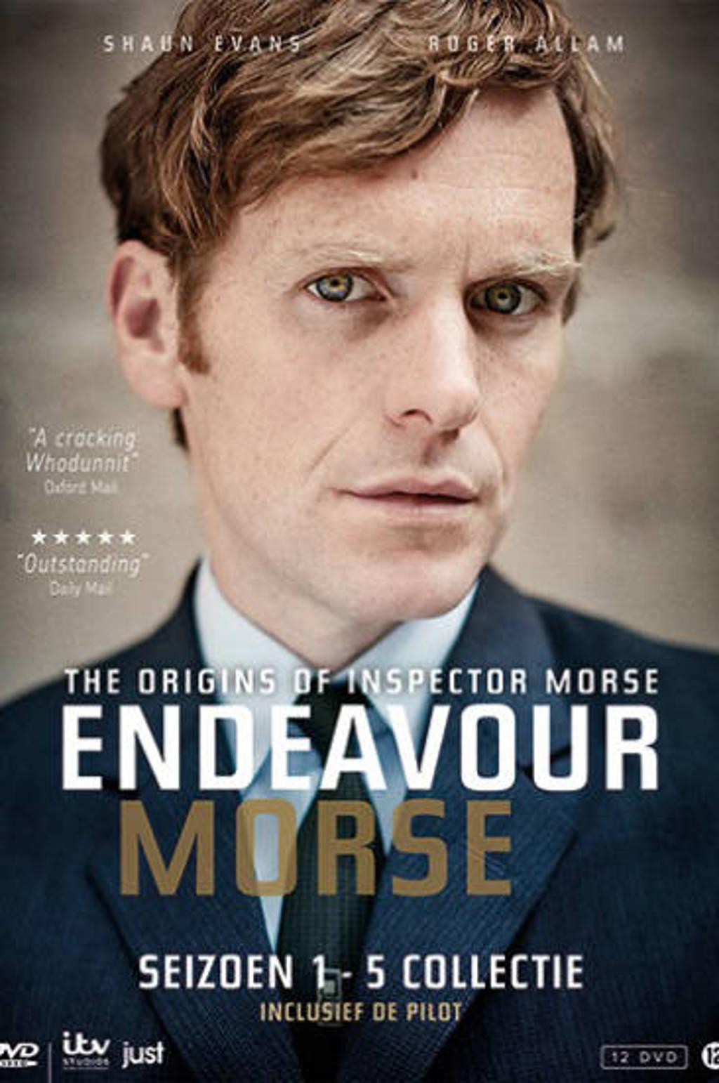 Endeavour Morse - Seizoen 1-5 (DVD)