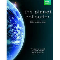 Planet collection (Blu-ray)