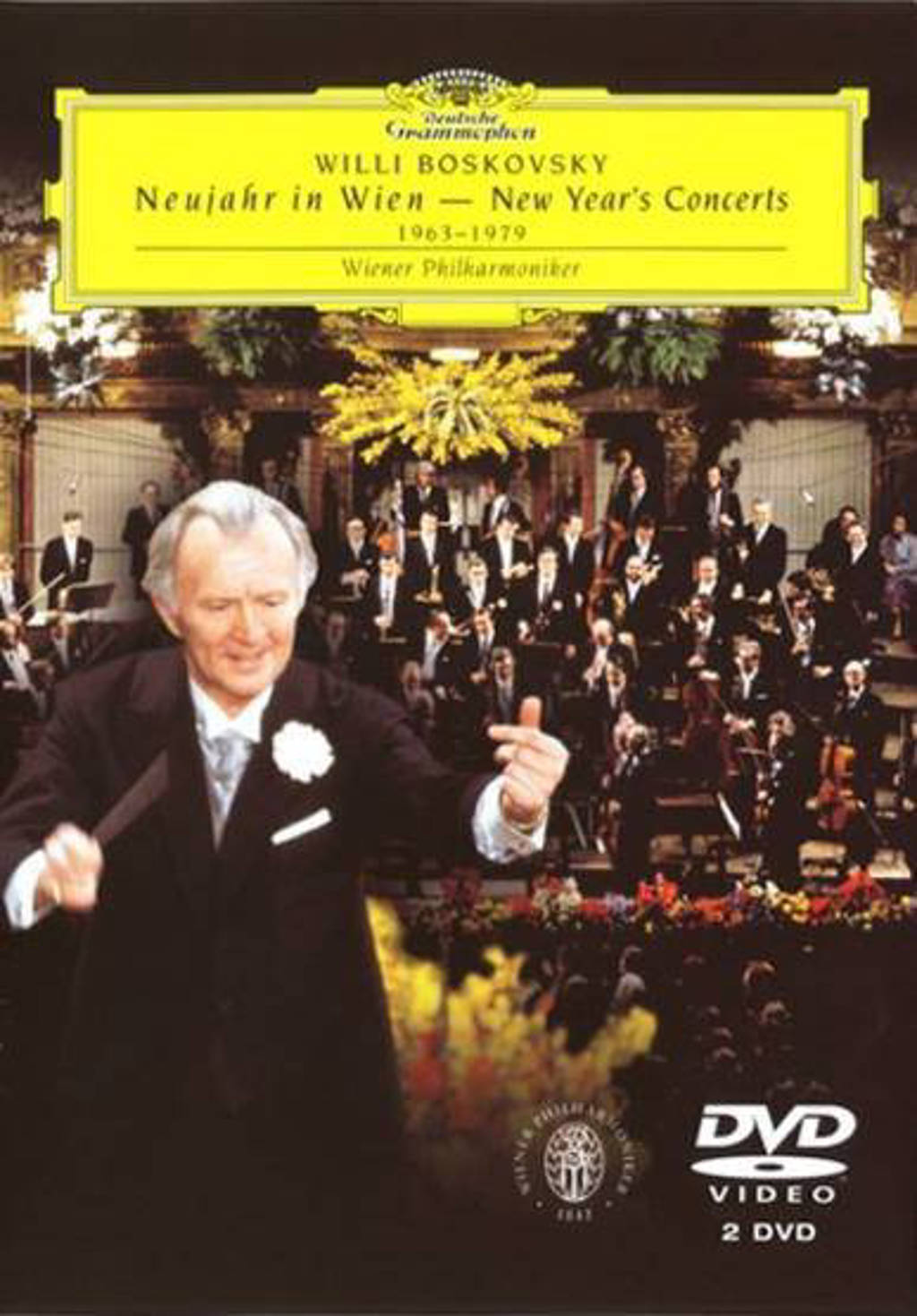 Wiener Philharmoniker - Best Of New Year's Concert (DVD)