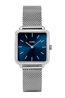 La Garconne zilverkleurig dames horloge CL60011