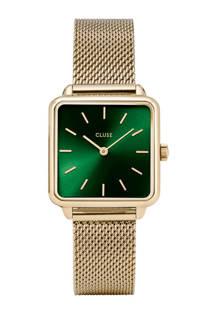 CLUSE La Garconne goudkleurig dames horloge CL60009