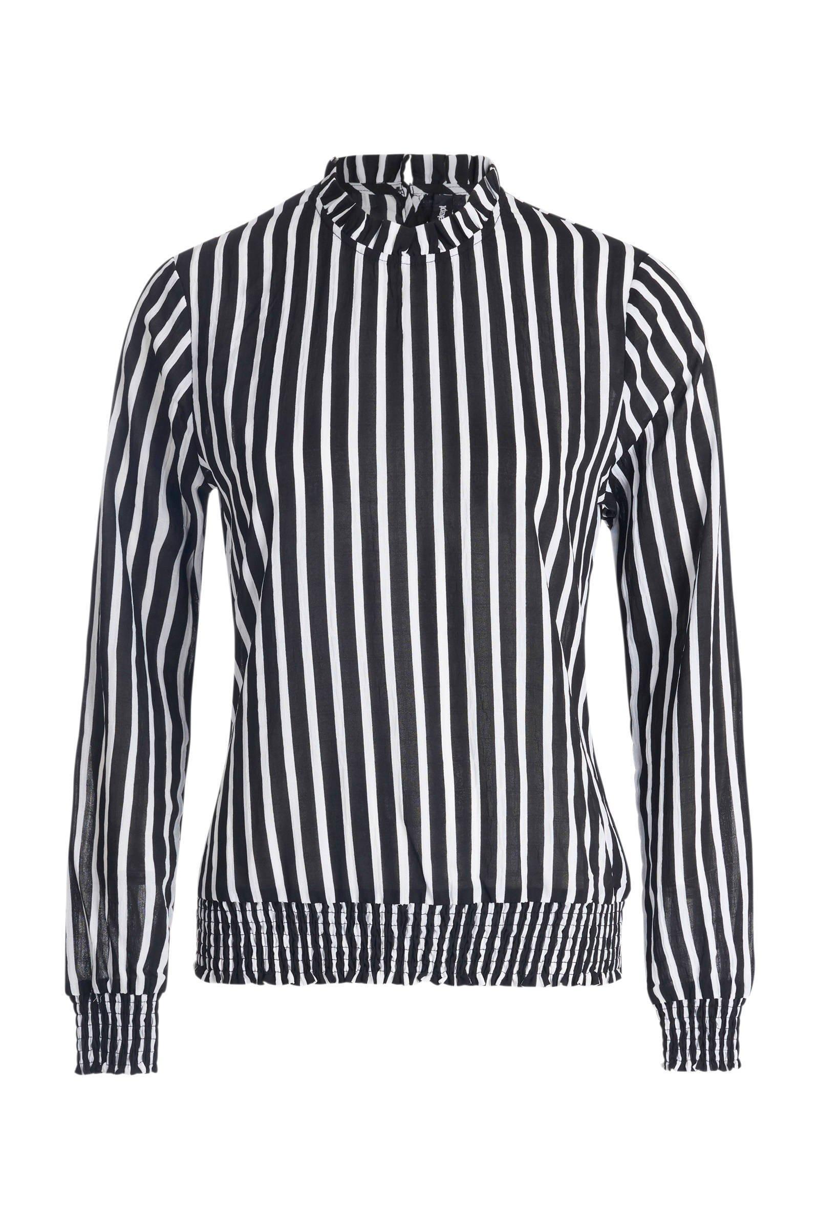 over een all streepdessin met maggy blouse Eksept xawqIXptw