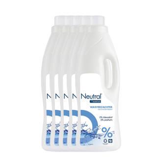 wasverzachter - 5x27 wasbeurten - parfumvrij