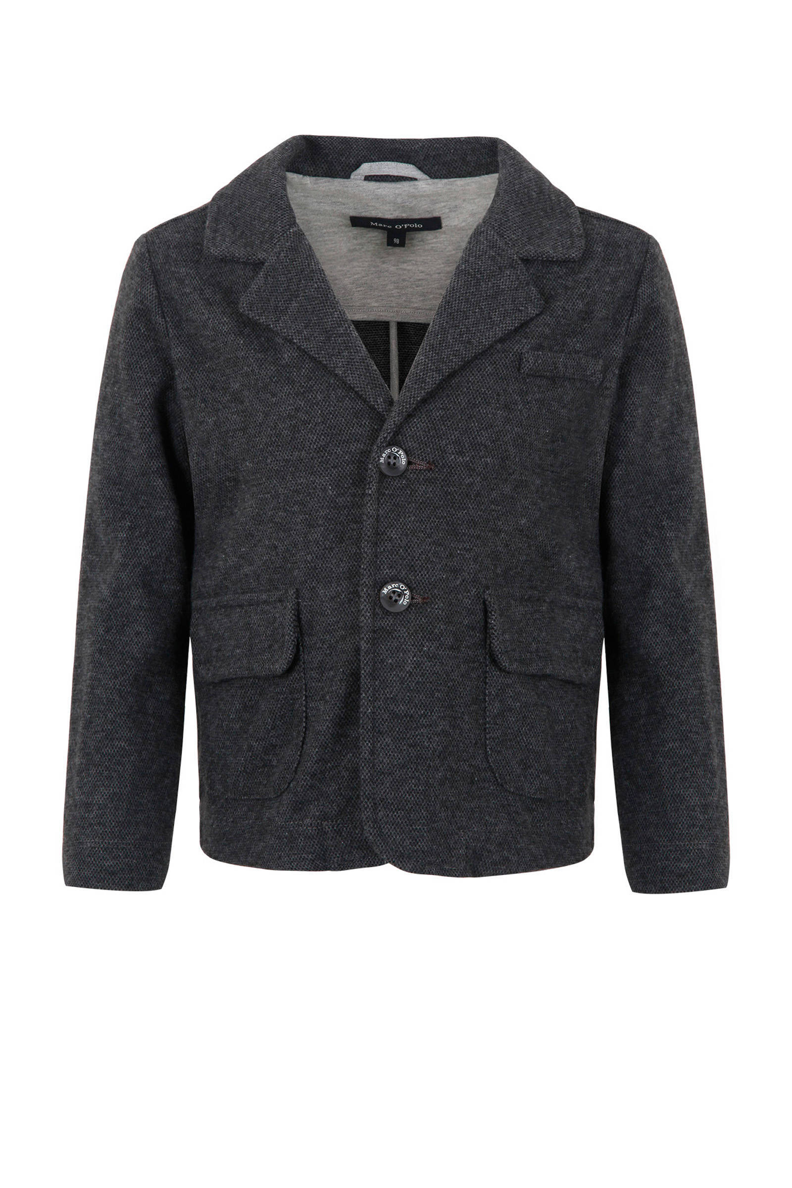 Marc O'Polo coat blauw (jongens)
