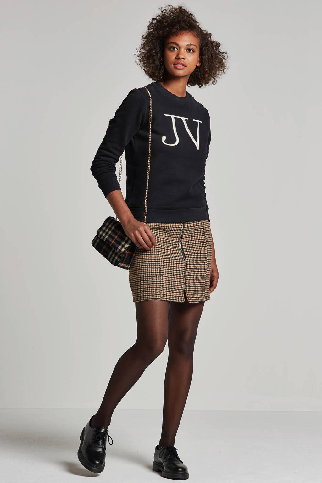 JOSH V Isabella sweater, Zwart