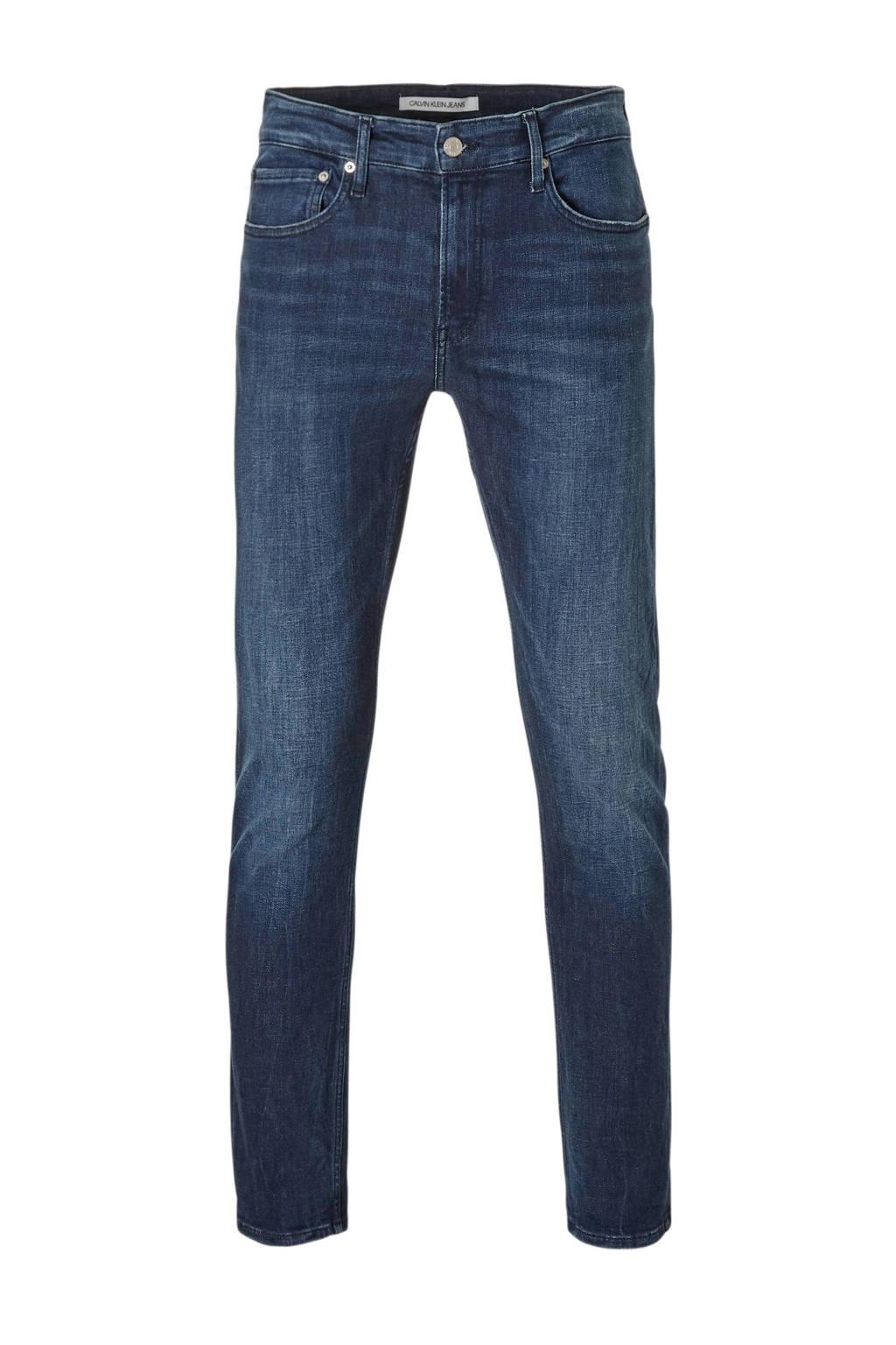Calvin Klein Jeans slim fit jeans 026, Dark denim