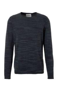 edc Men trui, Donkerblauw