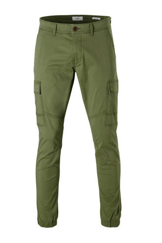 edc Men slim fit cargo broek