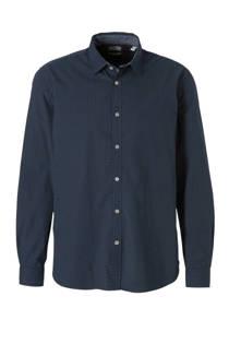 ESPRIT Men Casual slim fit overhemd (heren)