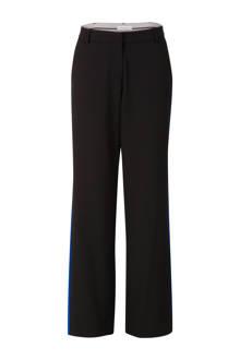 pantalon Peckham met zijstreep