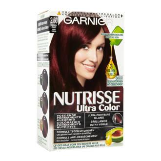 Nutrisse Ultra Color haarkleuring - 2.6 Kers zwart