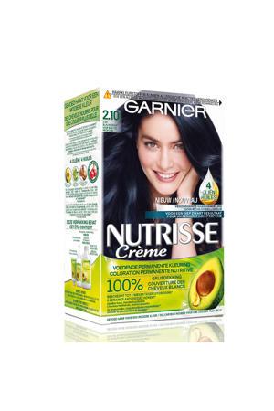 Crème haarkleuring - 2.10 Diep blauwzwart