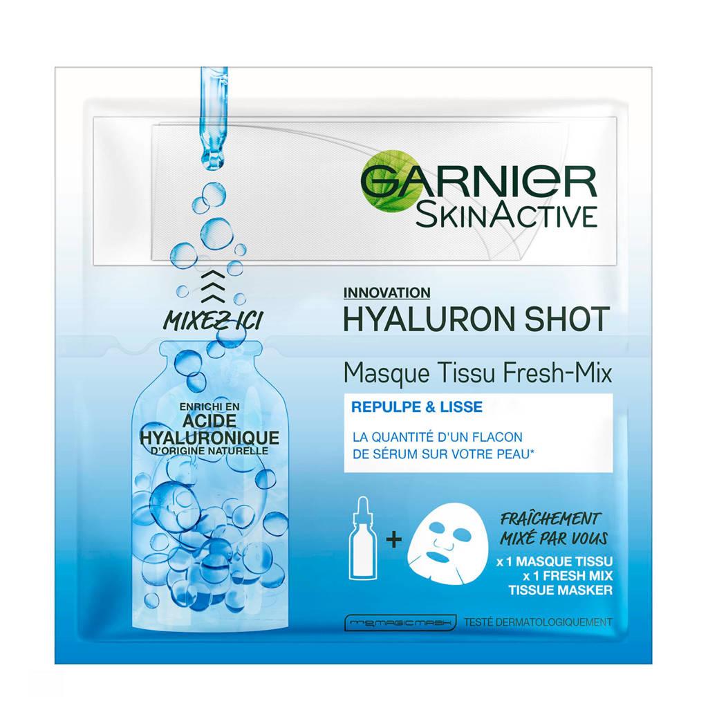 Garnier SkinActive Hyaluron Shot masker, Rijpere huid