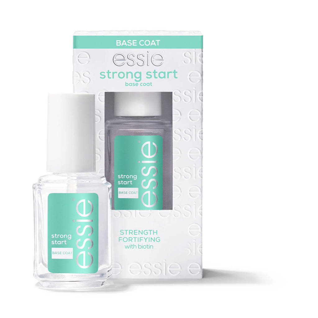 Essie Nagellak - Base Coat - As strong as it gets, Transparant