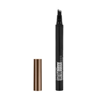Tattoo brow micro pen - 120 Medium Brown