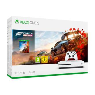 Xbox One S 1TB + Forza Horizon 4 bundel