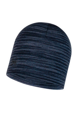 muts streep blauw