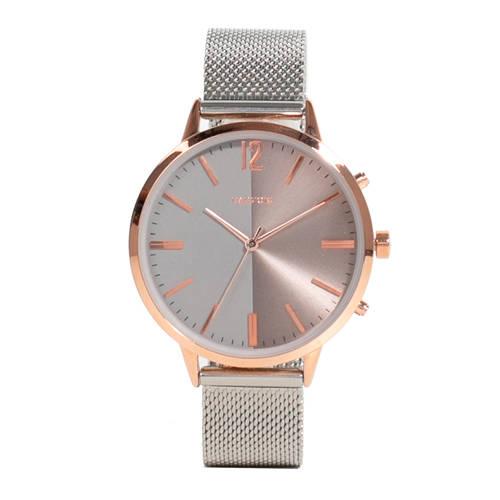 Parfois horloge zilverkleurig kopen