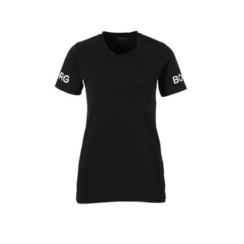 Björn Borg sport T-shirt zwart kopen
