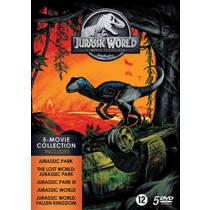 Jurassic park 1-5 (DVD)
