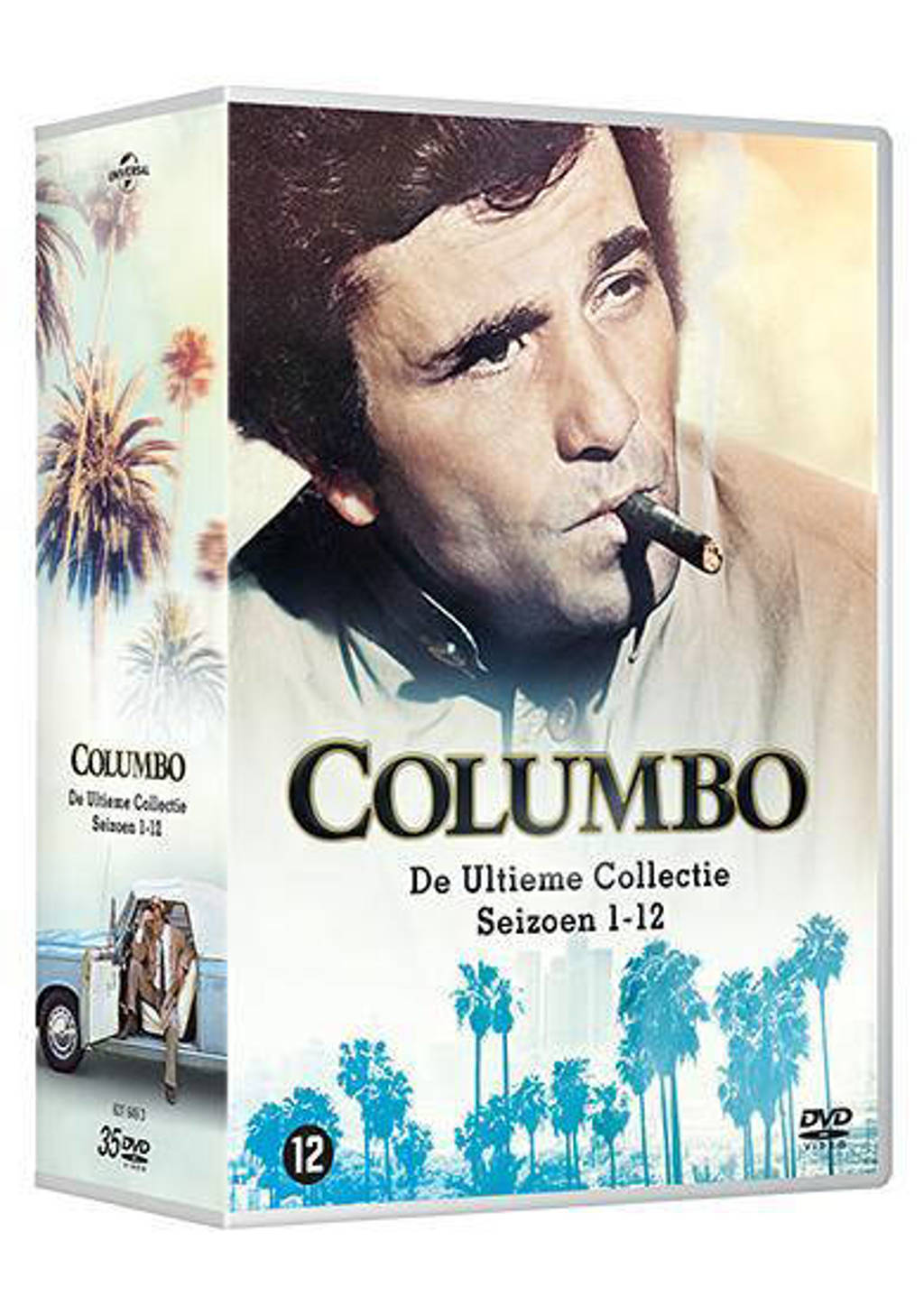 Columbo - Complete Collection (DVD)