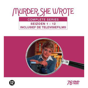 Murder she wrote - Complete collection (DVD)