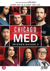 Chicago Med - Seizoen 3 (DVD)