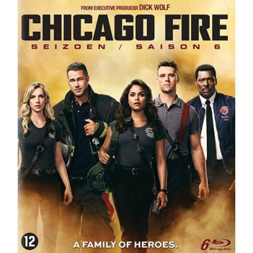 Chicago fire - Seizoen 6 (Blu-ray) kopen