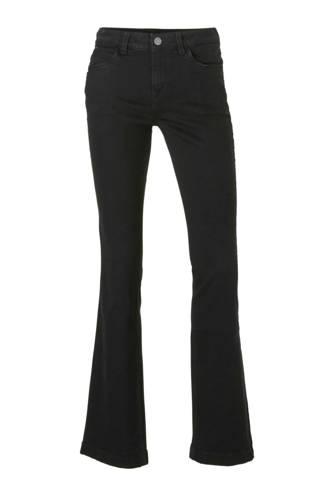 The Denim bootcut jeans zwart