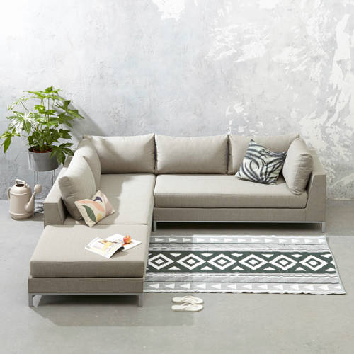 Exotan Sicili� loungeset LINKS taupe