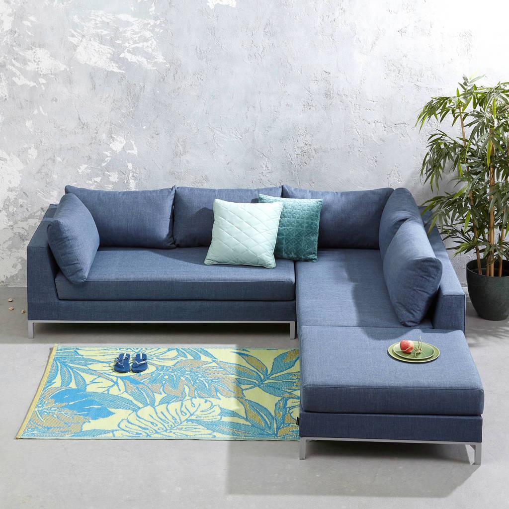 Exotan all weather loungeset Sicilië (rechts), Blauw