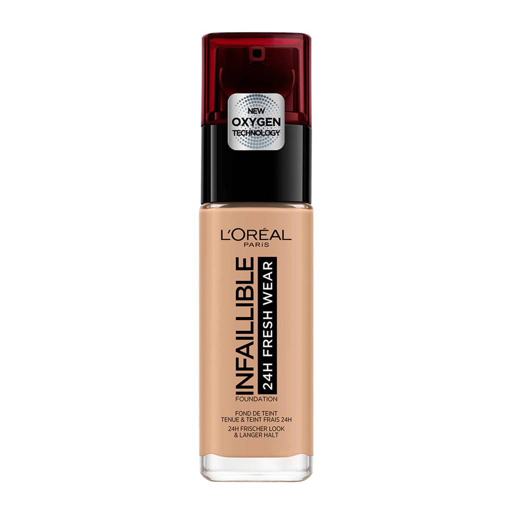 L'Oréal Paris Infaillible foundation - 220 Sand, Beige