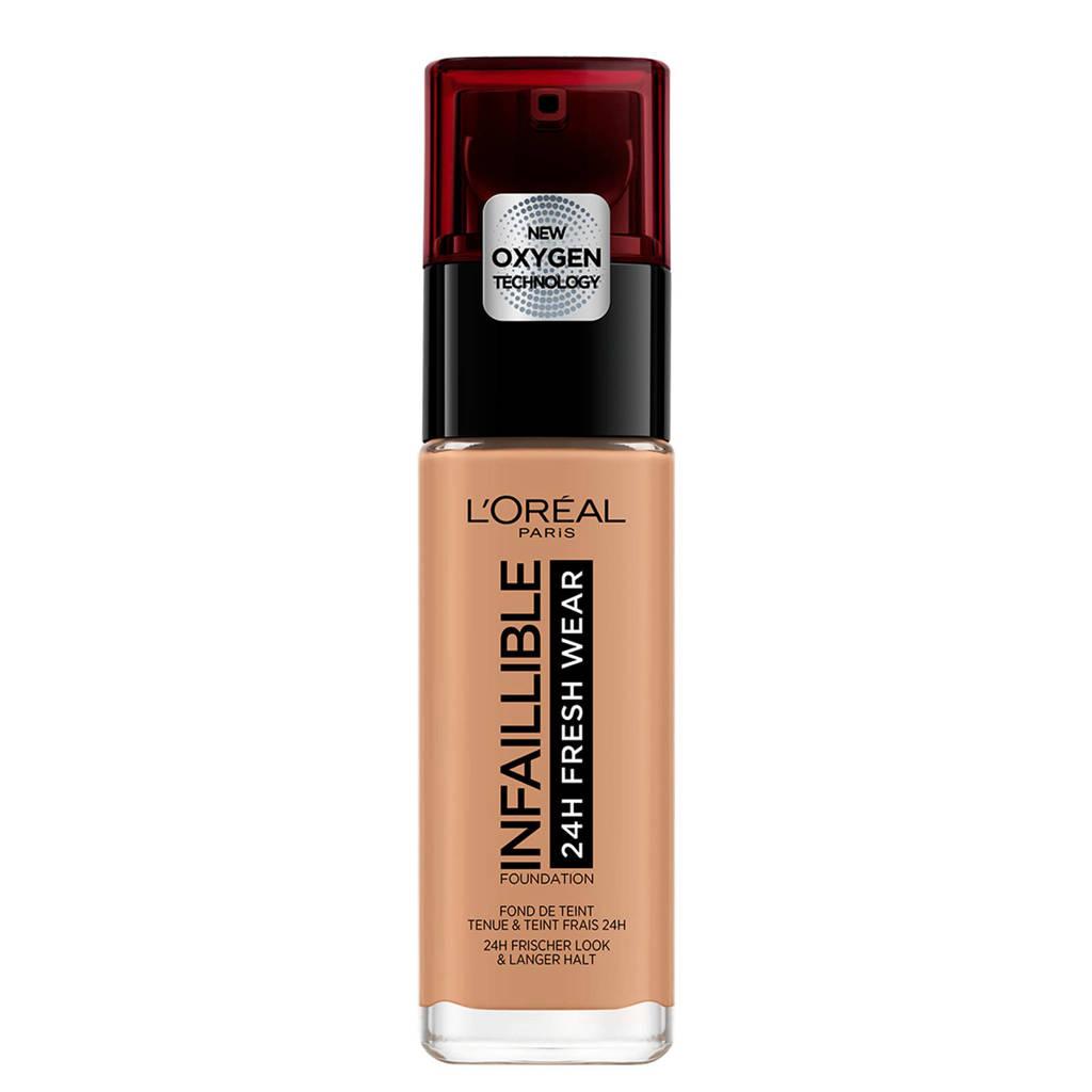L'Oréal Paris Infaillible foundation - 300 Amber