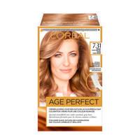 L'Oréal Paris Excellence Age Perfect 7.31 Midden goud asblond, 7.31 Midden Goud Asblond