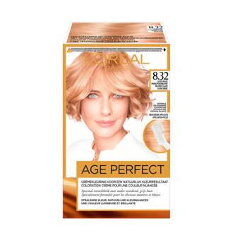 Excellence Age Perfect 8.32 Licht goud parelmoerblond