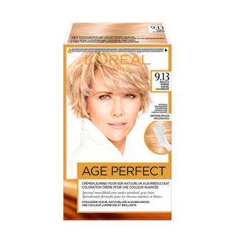 Excellence Age Perfect 9.13 Zeer licht as goudblond