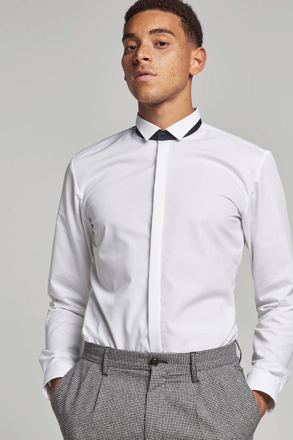 HUGO overhemd, Wit