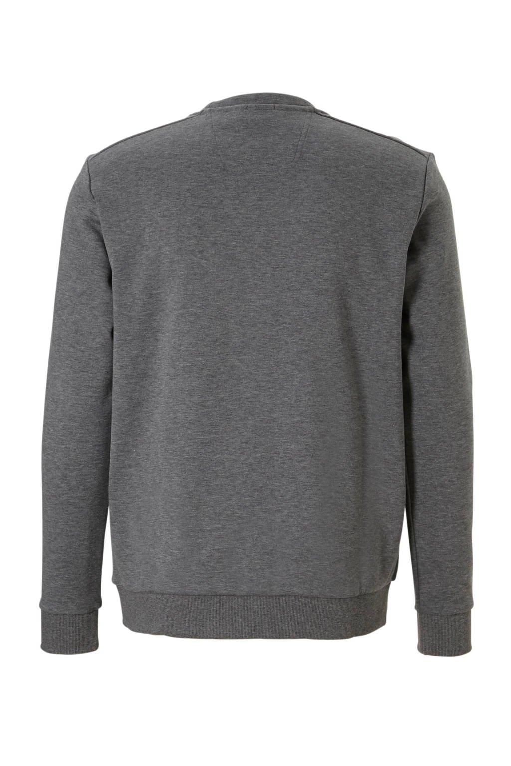 Boss Athleisure sweater, Grijs