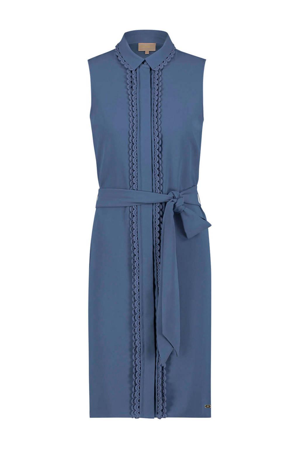 JOSH V Rhianna blousejurk blauw, Blauw