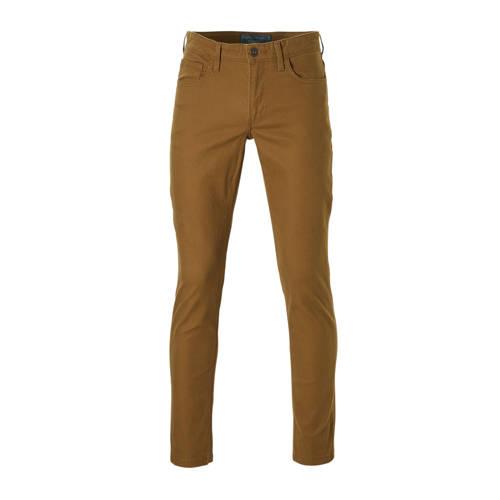 C&A Angelo Litrico slim fit broek bruin