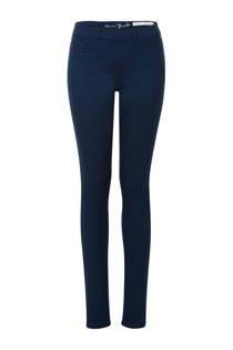 Miss Etam Lang slim fit tregging blauw  (dames)